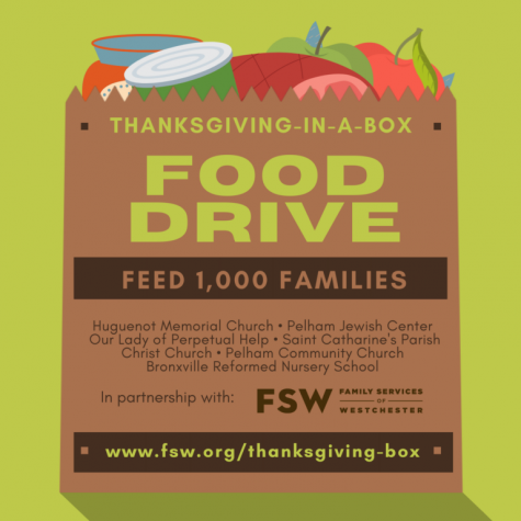 Students Help Provide Thanksgiving-in-a-Box
