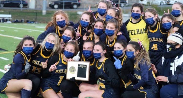 Girls Field Hockey Wins Section Title