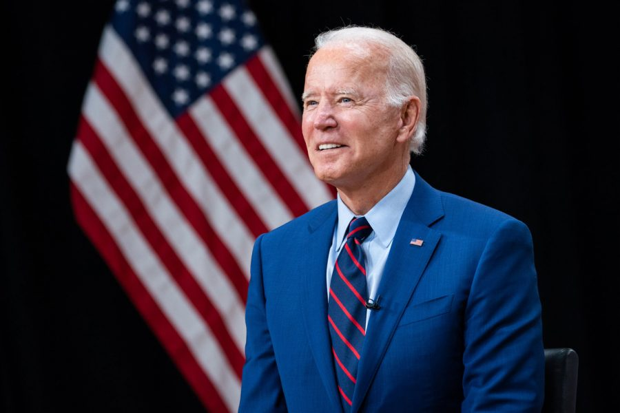 The 46th President of the United states, Joseph Biden, was sworn in Wednesday, January 20th.