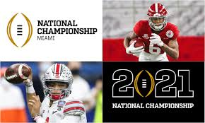 College Football Championship Poll