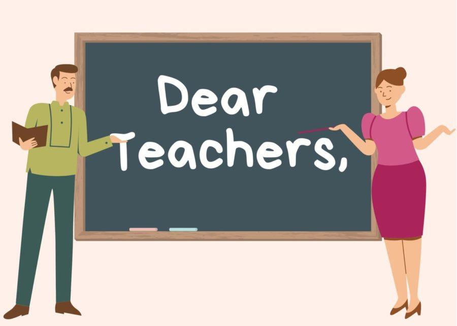 OP-ED: Dear Teachers