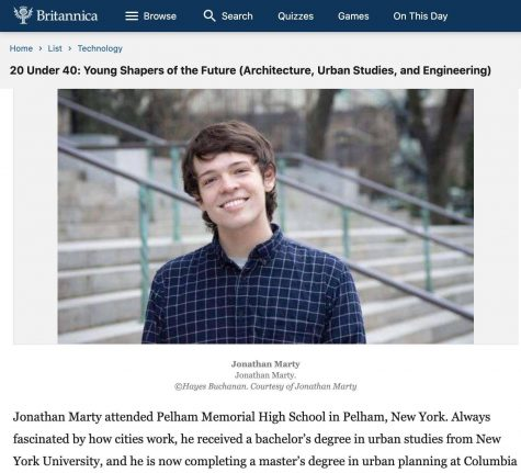 Alum Jonathan Marty Named One of Encyclopædia Britannica