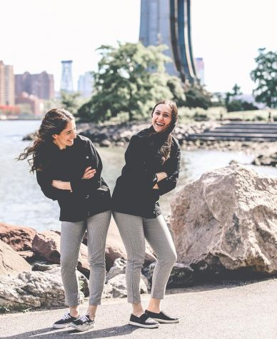 Co-founders Lauren and Miranda are ready to create whatever they can to make everyone