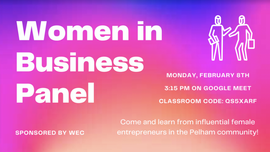 Women's Empowerment Business Panel To Be Held 2/8
