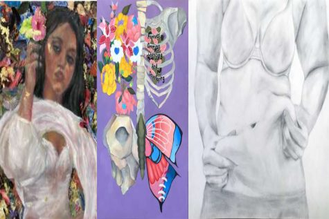 PMHS Students Selected for 15th Annual StArt Regional High School Art Exhibition