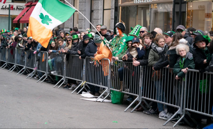 St. Patrick's Day Amid the Pandemic