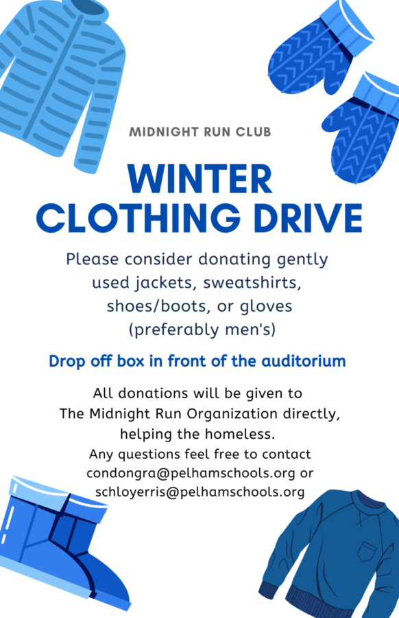 Midnight+Run+Club+Holds+Winter+Clothing+Drive