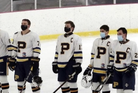 Boys Hockey Closes off Season with Steady Playoff Run