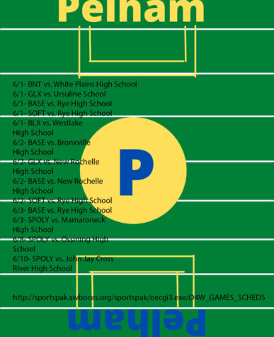 June Sports Calendar