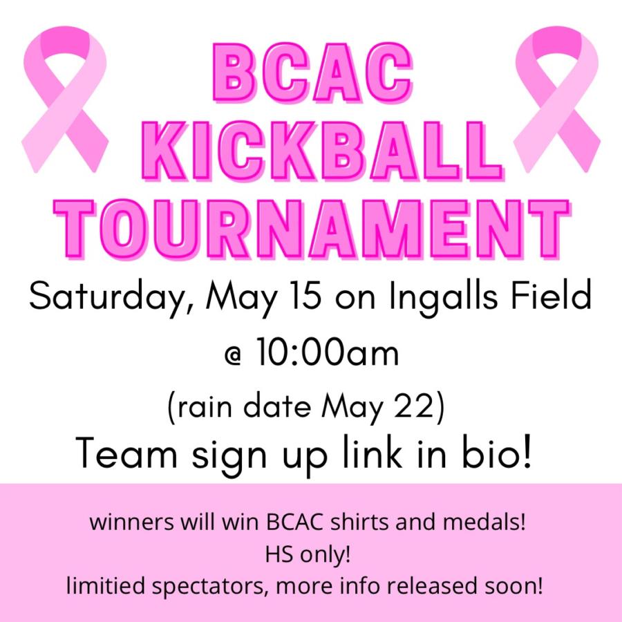 PMHS Breast Cancer Awareness Kickball Tournament