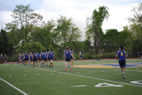 Pelham Rugby rallies together to mount a second half comeback against Rye.