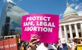 New restrictive abortion bills passed in Arkansas and Texas have caused outrage among abortion rights activists.