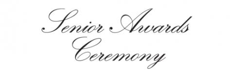 Senior Awards Night Results