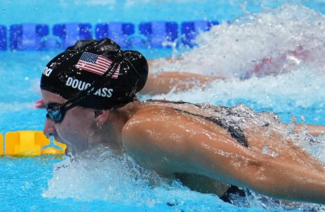 Class of 19 Alumna Kate Douglass Wins Olympic Bronze in 200 Individual Medley Finals